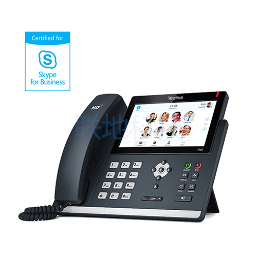 T46S-Skype for Business® 版本