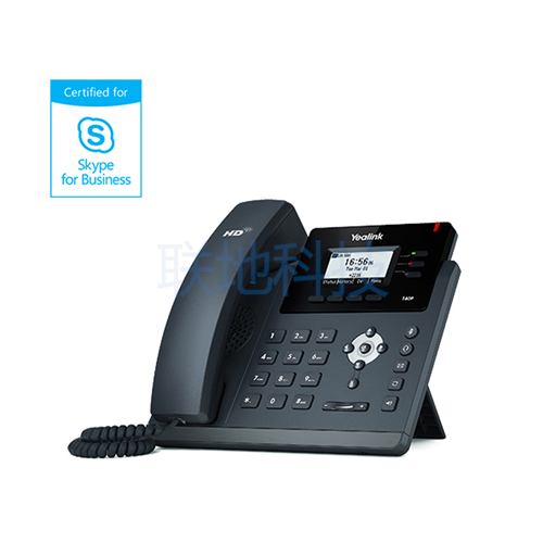 T40P-Skype for Business® 版本